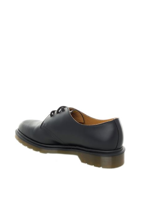 Dr.Martens derby smooth pv nero DR MARTENS | Stringate | 1461SMOOTH 84 PW-BLACK