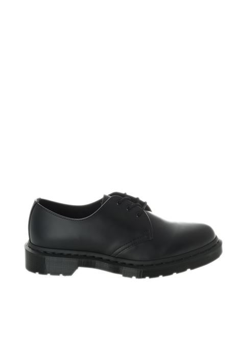 Derby 1461 smooth mono nero DR. MARTENS | Stringate | 1461SMOOTH-MONO BLACK