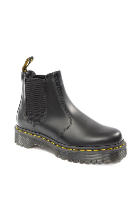 Beatles smooth bex nero DR. MARTENS | Anfibi | 2976BEX SMOOTH-BLACK