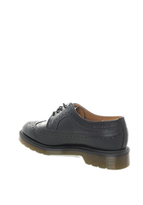 Canottiere brogue smooth nero DR. MARTENS | Stringate | 3989BROGUE SMOOTH- BLACK
