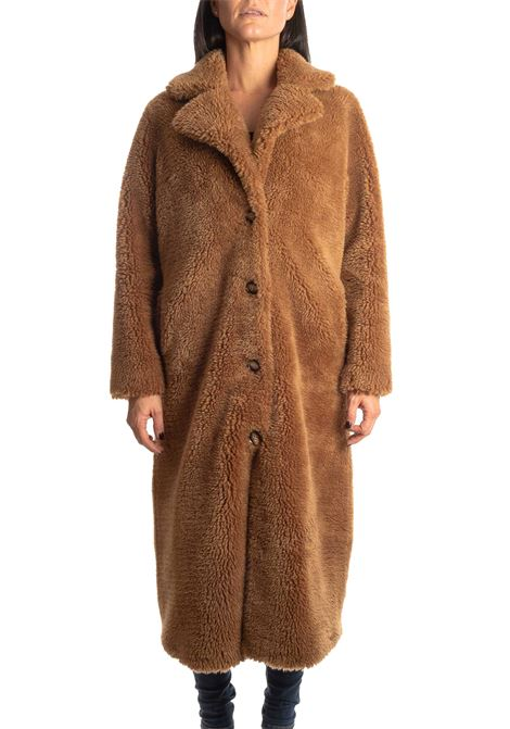 Ecopelliccia orso camel EKOLUK | Pellicce | 19194ORSO-CAMEL