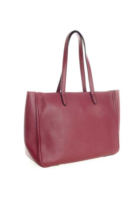 Shopping s giovanna bordeaux ERMANNO SCERVINO | Borse a spalla | 055GIOVANNA PLAIN-005