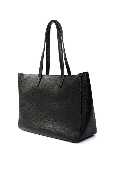 Shopping s giovanna nero ERMANNO SCERVINO | Borse a spalla | 055GIOVANNA PLAIN-293