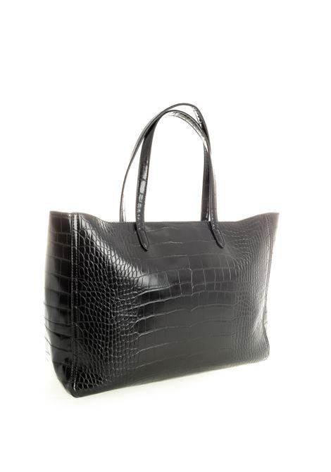 Shopping giovanna cocco nero ERMANNO SCERVINO | Borse a spalla | 058GIOVANNA COCCO-293