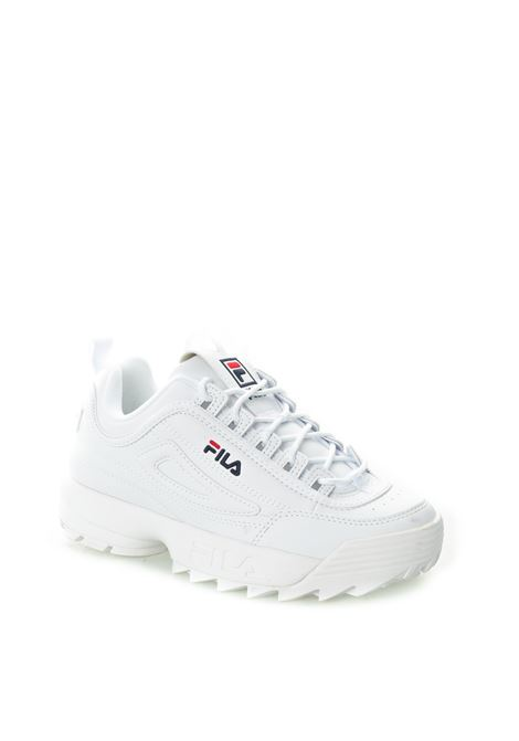 FILA SNEAKER DISTRUPTOR BIANCO FILA | Sneakers | 1010302DISTRUPTOR-1FG