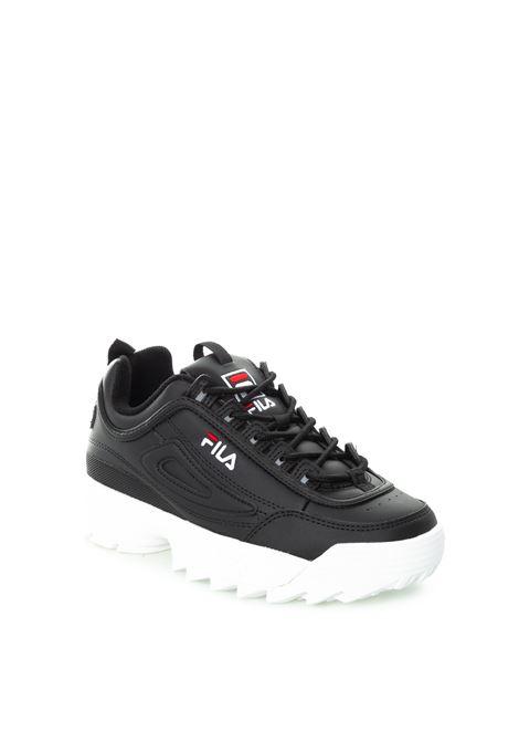 FILA SNEAKER DISTRUPTOR NERO FILA | Sneakers | 1010302DISTRUPTOR-25Y