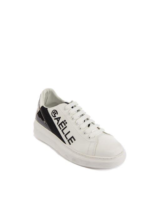 Sneaker pelle nero GAELLE | Sneakers | 1810PELLE-NERO