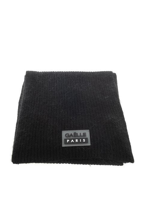 Sciarpa lana nero GAELLE | Sciarpe | 1874LANA-NERO