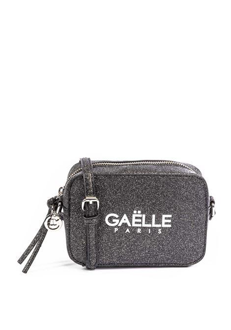 Tracolla glitter nero GAELLE   Borse mini   2007GLITTER-NERO