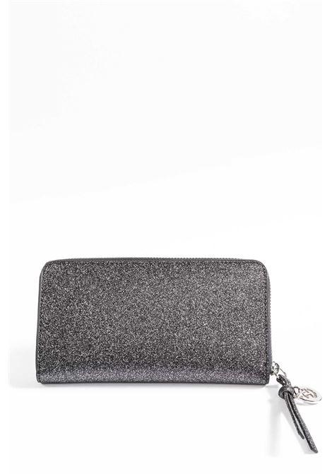 Gaelle portafoglio glitter nero GAELLE | Portafogli | 2009GLITTER-NERO
