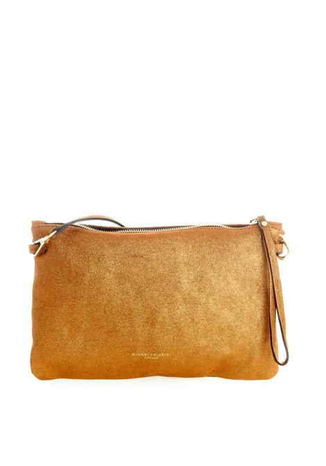 Pochette hermy oro GIANNI CHIARINI | Borse mini | 3695HERMY-09
