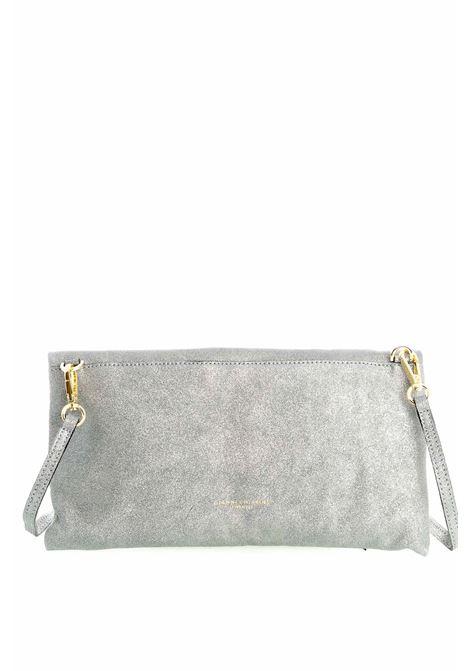 Pochette g cherry argento GIANNI CHIARINI | Borse mini | 7375CHERRY-6652