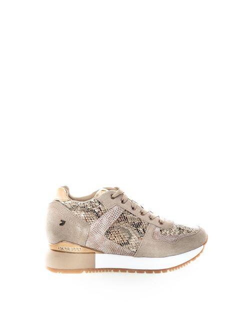 Gioseppo rapla beige GIOSEPPO | Sneakers | 60450RAPLA-BEIGE