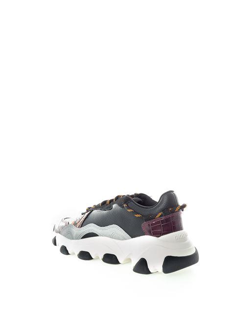 Gioseppo perm bordeaux GIOSEPPO | Sneakers | 60455PERM-BORDEAUX