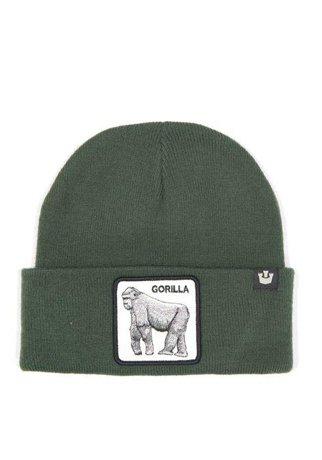 Cappello gorilla verde GOORIN BROS | Cappelli | 0095BEAST-VERDE