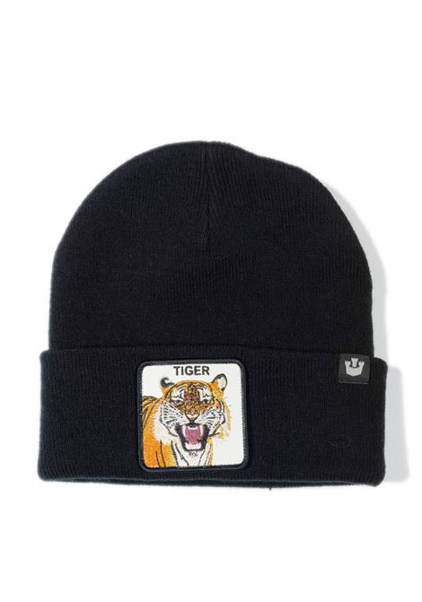 Cappello tigre nero GOORIN BROS   Cappelli   0102TIGRE-BLACK