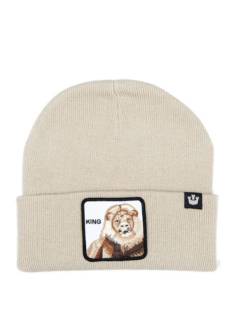 Cappello leone bianco GOORIN BROS | Cappelli | 0121HEAR ME ROAR-BIANCO