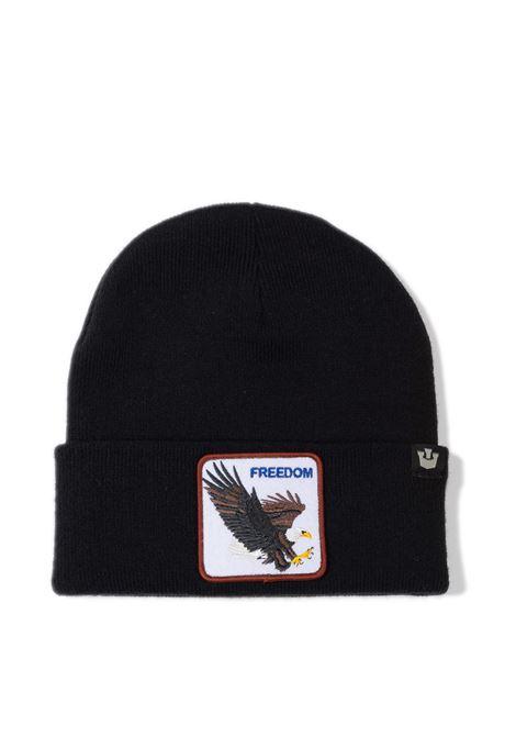 Cappello aquila nero GOORIN BROS | Cappelli | 0200AQUILA-BLACK