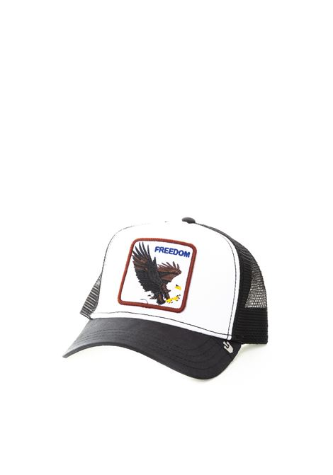 Goorin Bros cappello aquila bianco GOORIN BROS | Cappelli | 0209AQUILA-WHITE