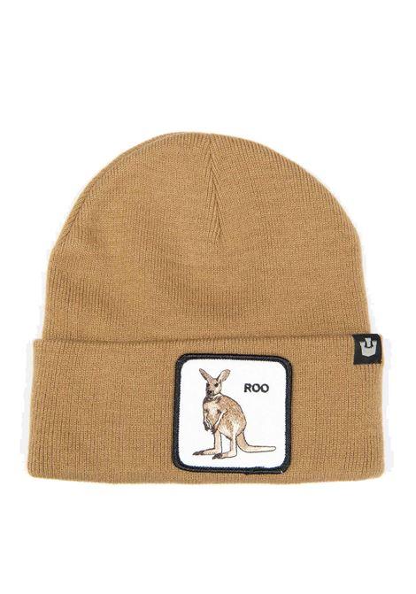 Cappello canguro beige GOORIN BROS | Cappelli | 0219CHAMPION-BEIGE