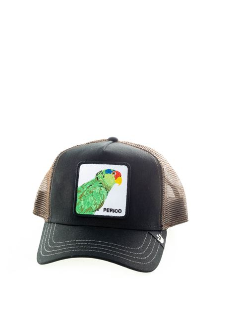 Goorin Bros pappagallo nero GOORIN BROS | Cappelli | 0674PAPPAGALLO-BLACK