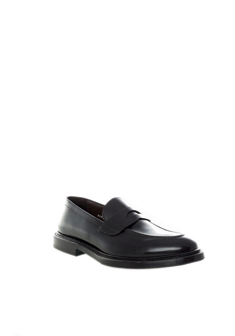 Green george mocassino benda moro GREEN GEORGE | Mocassini | 6063POLISHED-MORO97