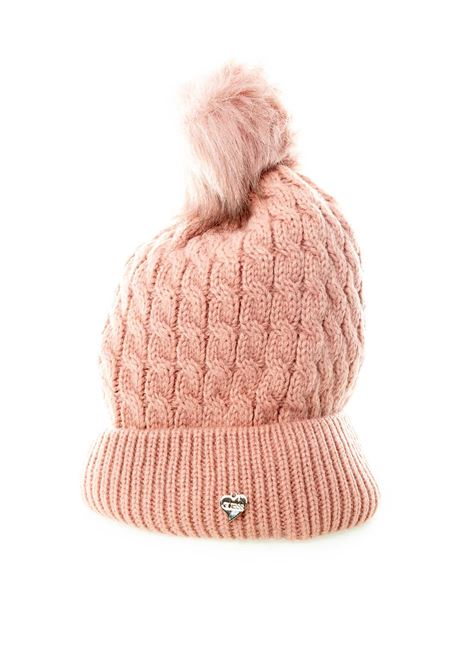 Guess cappello lana nero GUESS | Cappelli | AW8201LANA-RWO