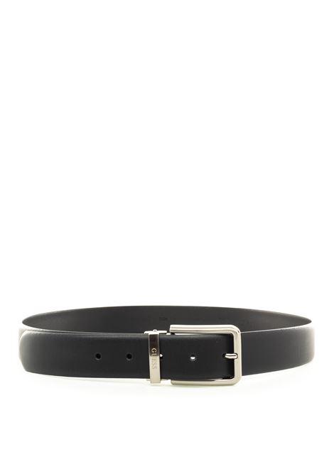Guess cintura pelle nero GUESS | Cinture | BM7280LEA35-BLA