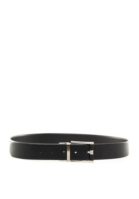 Guess cintura logo nero GUESS | Cinture | BM7283LEA35-BLA