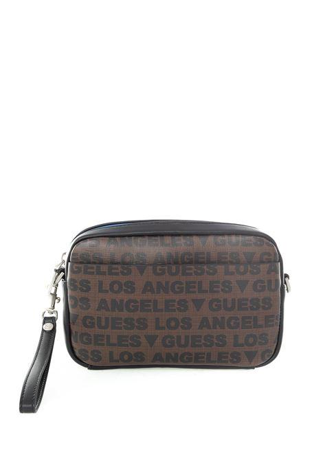 Guess dan la marrone GUESS | Borse a mano | P0344DAN LA-BRO