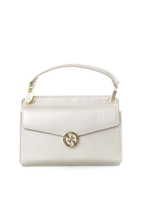 Guess tracolla flap argento GUESS | Borse a spalla | PW7380MINI FLAP-SIL