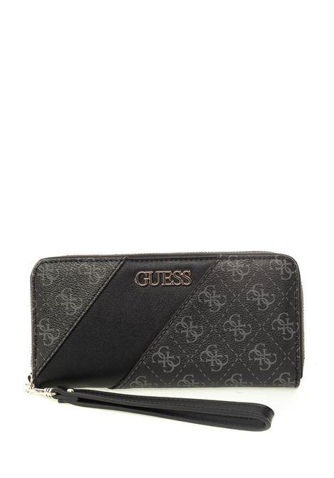 Guess portafoglio camy nero GUESS | Portafogli | SG7741460CAMY-CMT