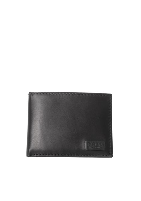 Guess portafoglio reil nero GUESS | Portafogli | SMREILREILLY BILLFOLD-BLA