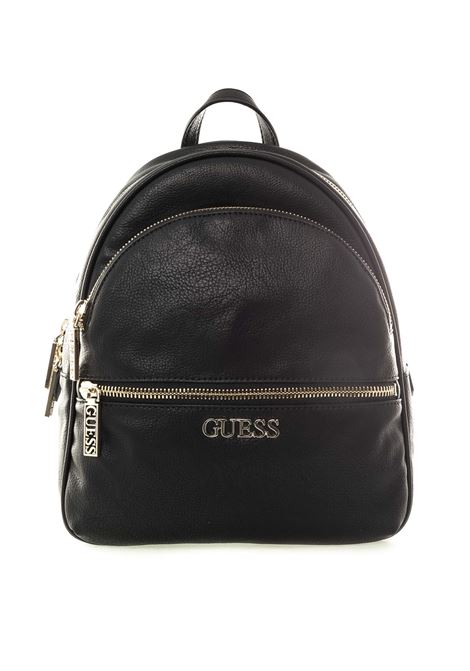 Guess zaino manhattan nero GUESS | Zaini | VS6994320MANHATTAN-BLA