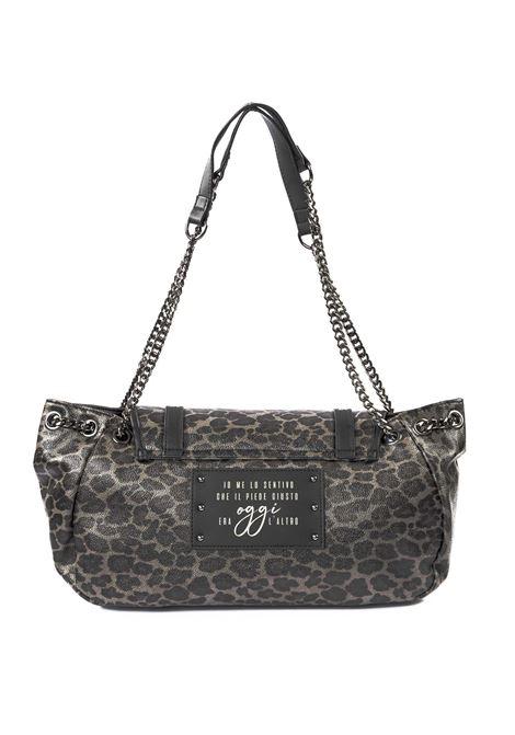 Baguette vicky leopard LE PANDORINE | Borse a spalla | 2595VICKY POSTY-01