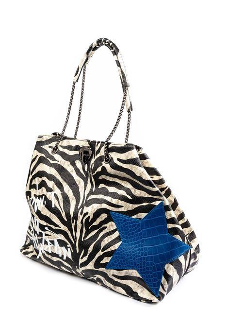 Borsa crazy zebra LE PANDORINE | Borse a spalla | 2645CRAZY BAG-02