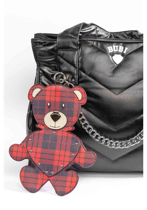 Shopping bubi tartan LE PANDORINE | Borse a spalla | 2756BUBI BAG-02