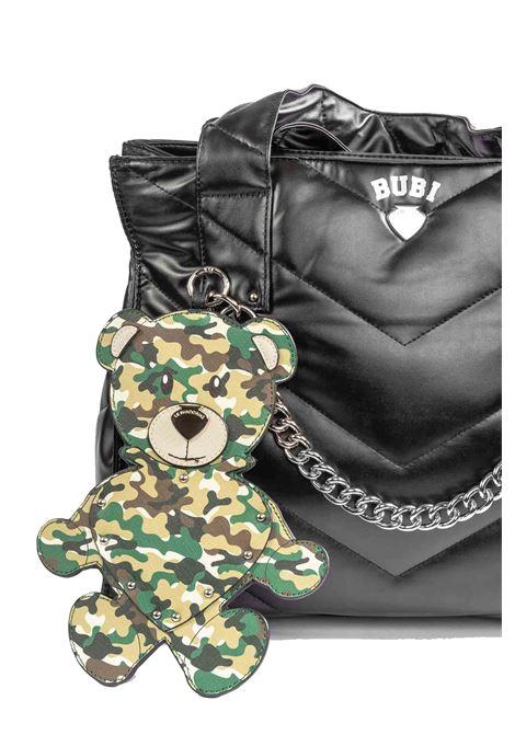 Shopping bubi camouflage LE PANDORINE | Borse a spalla | 2756BUBI BAG-07