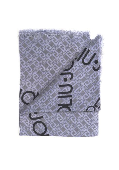 Liu Jo foulard logo stella rosso LIU JO | Foulards | 3F0022T0300LOGO STELLA-73907