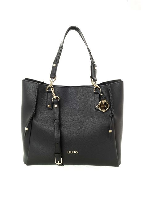 Shopping cool nero LIU JO | Borse a spalla | AF0154E0221COOL-22222