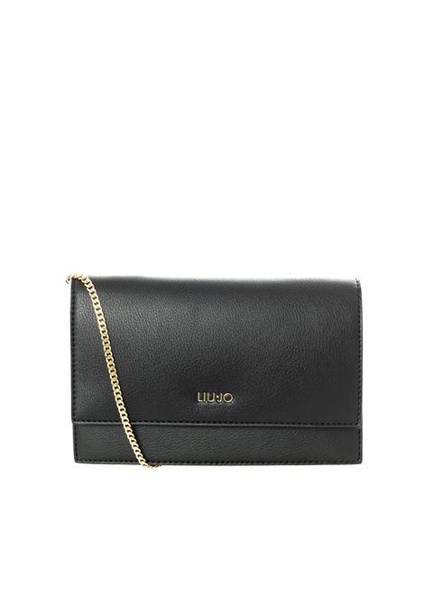 Liu jo pochette cool nero LIU JO | Borse mini | AF0158E0426COOL-22222