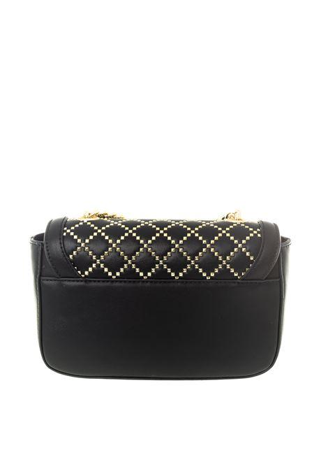Tracolla mini woven nero LOVE MOSCHINO | Borse mini | 4053QUILTED-000
