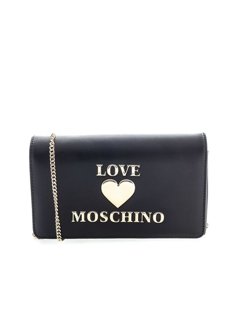 Love Moschini tracolla evening nero LOVE MOSCHINO | Borse mini | 4057PELLE-000