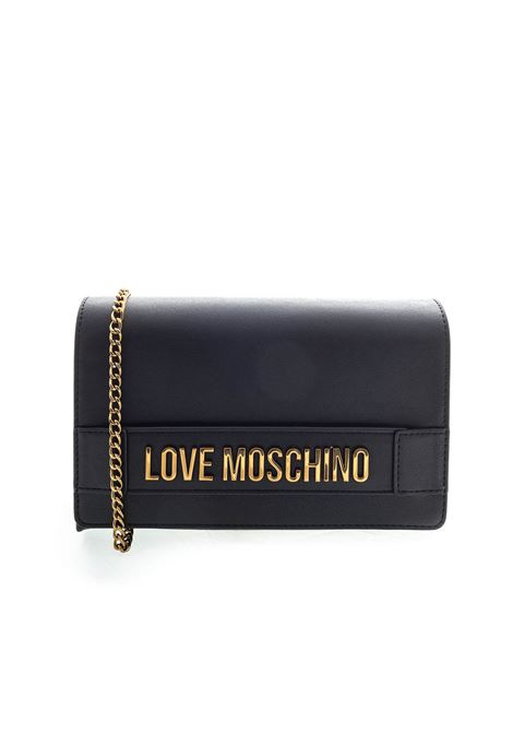 Love Moschino pochette evening nero LOVE MOSCHINO | Borse mini | 4103PELLE-000