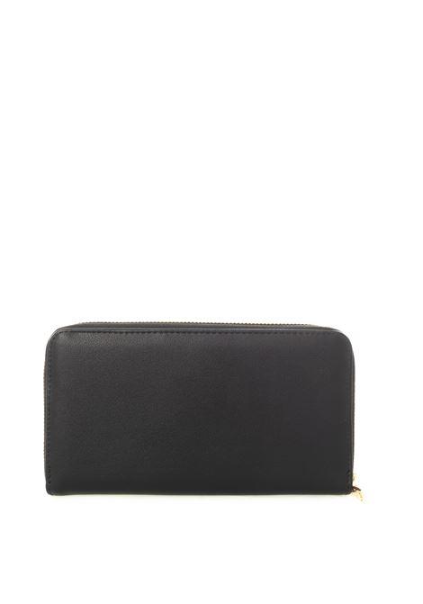 Love Moschino portafoglio zip cuore nero LOVE MOSCHINO | Portafogli | 5606PELLE-000