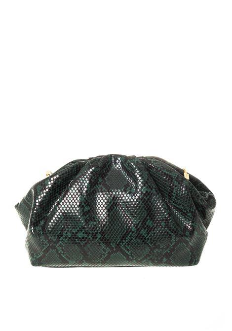 Mia Bag borsa pitone verde MIA BAG   Borse mini   414PYTHON-SMERALDO