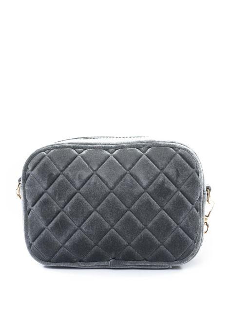 Mia Bag tracolla mini velluto grigio MIA BAG   Borse mini   420VELVET-GRIGIO