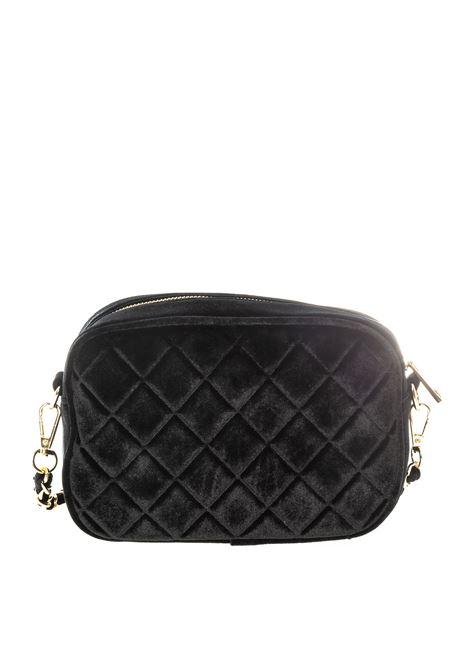 Mia Bag tracolla mini velluto nero MIA BAG   Borse mini   420VELVET-NERO