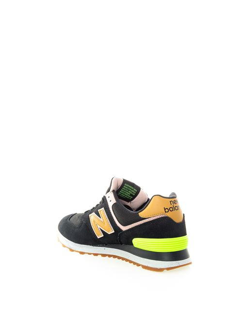 New balance 574 nero multicolor NEW BALANCE | Sneakers | 574ATB