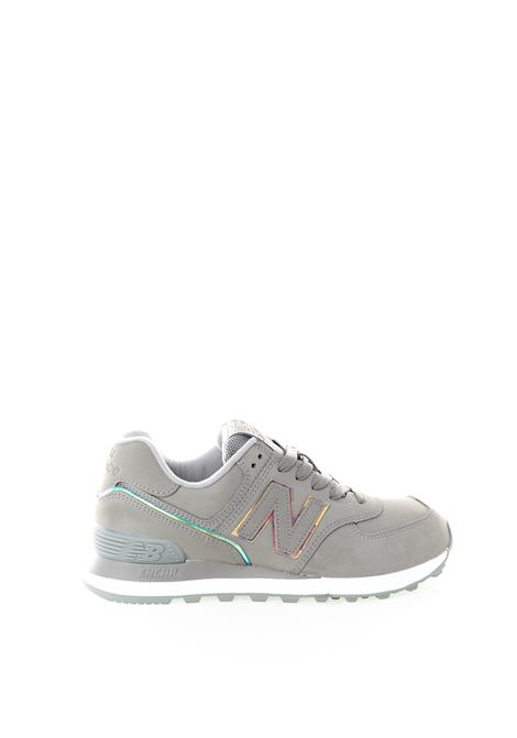 New balance 574 pigskin grigio NEW BALANCE | Sneakers | 574CLE